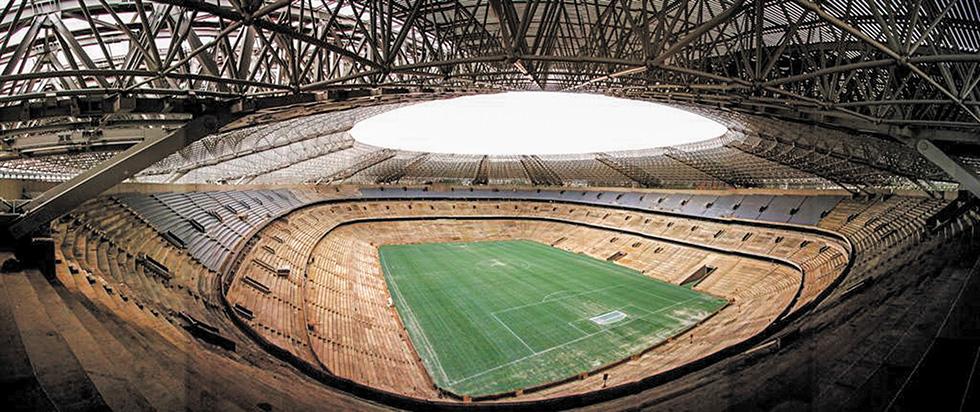 199 Imtaş Donbass Arena Stadium