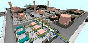 3x42-MW-SCGT-Power-Plant