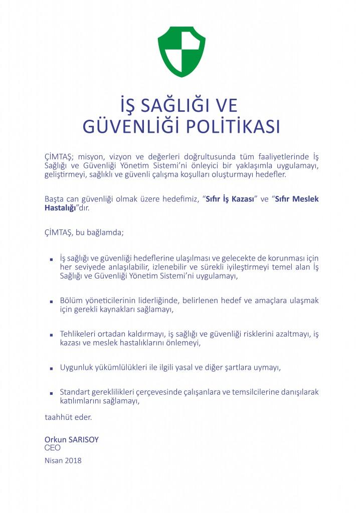 İSGÇ Politikası 2