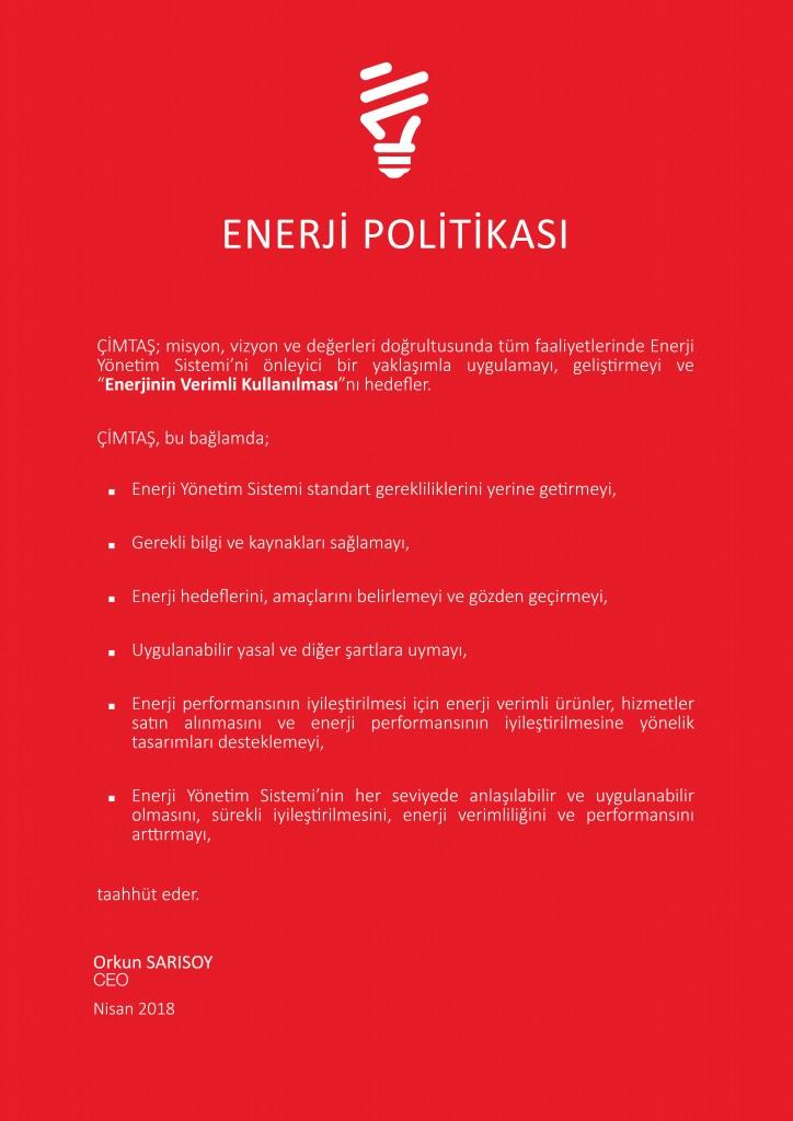 Enerji Politikası 2