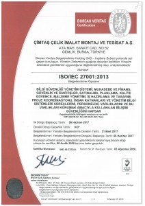 ISO 27001_TR