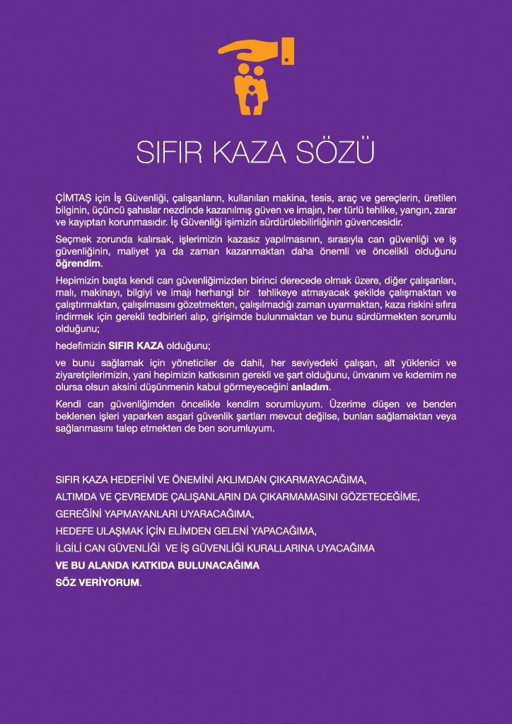 sifir_kaza_sozu